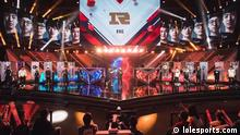 eSports - Die chinesische League of Legends Pro League will Franchising als neues Liga-Format etablieren. (lolesports.com)