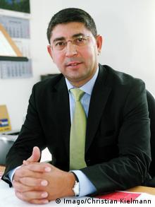 Bahattin Kaya, Vorsitzender Türkisch-Deutsche Unternehmervereinigung Berlin-Brandenburg (Imago/Christian Kielmann)