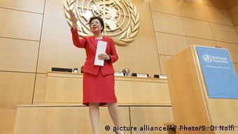 Jahrestagung der Weltgesundheitsorganisation WHO Margaret Chan (picture alliance/AP Photo/S. Di Nolfi)