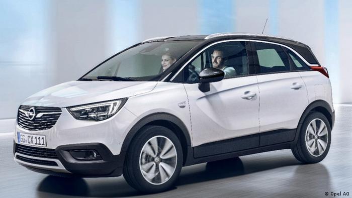 Opel Crossland X 2017 (Opel AG)