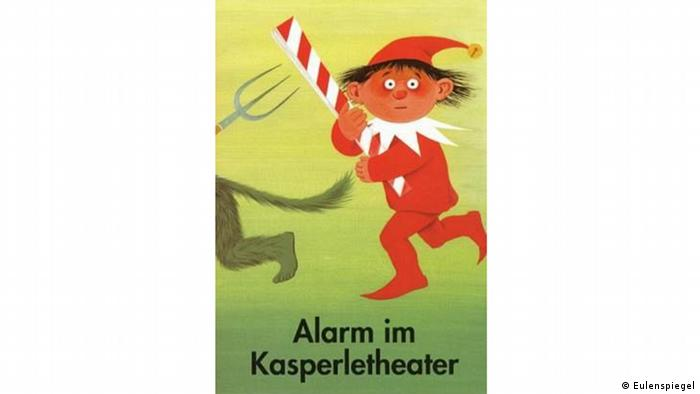 Alarm im Kasperletheater by Nils Werner and Heinz Behling (Photo: Eulenspiegel)