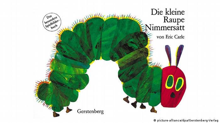 Cover: Die kleine Raupe Nimmersatt
