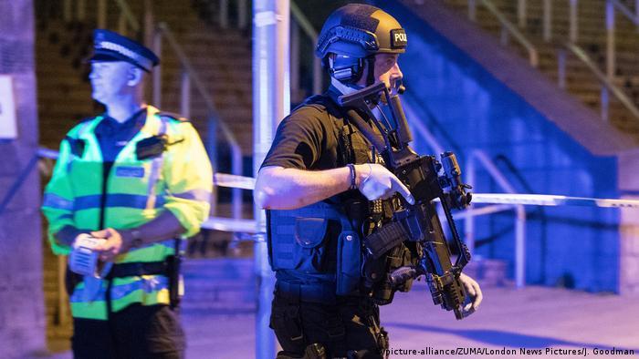 Поліція повідомила, що вибух у Манчестері здійснив смертник