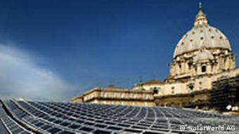 Thermo Volt in Vatican City