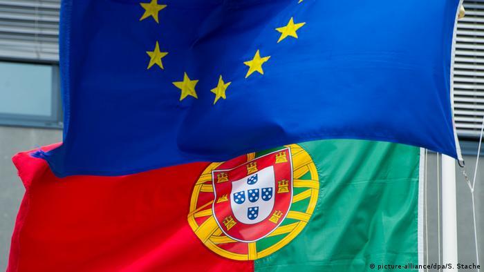 Portugal und die EU (picture-alliance/dpa/S. Stache)