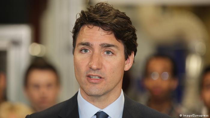 Justin Trudeau (Imago/Zumapress)