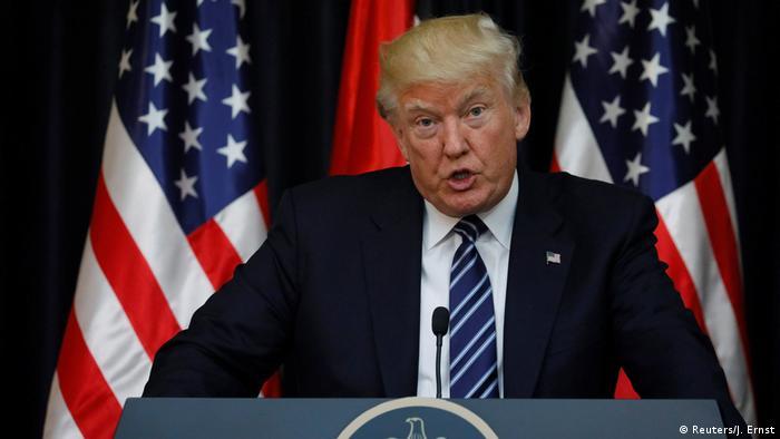 У Дональда Трампа пока нет позиции по санкциям против Москвы