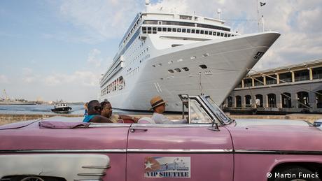 Kuba Neue Luxusmall in Havanna (Martin Funck)