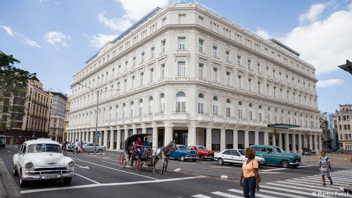 Хотелът Кемпински в Хавана