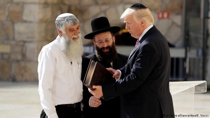 Israel Staatsbesuch Donald Trump