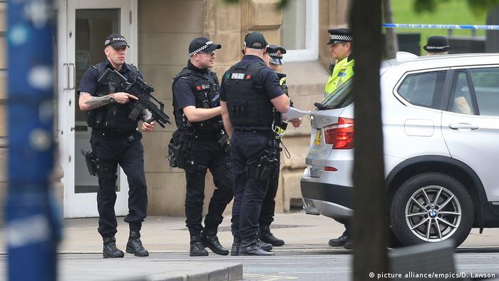 UK Terror gegen Teenager: 22 Tote bei Anschlag auf Konzert in Manchester (picture alliance/empics/D. Lawson)