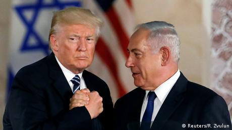 US-Israel: Trump and Netanyahu