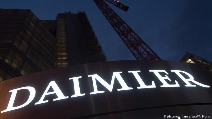 German carmaker Daimler facing its own ′Dieselgate′ emissions