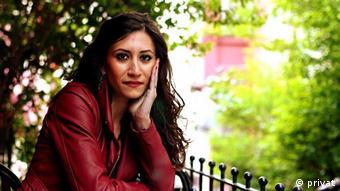 Dilek Mayatürk Yücel Ehefrau von Deniz Yücel (privat)