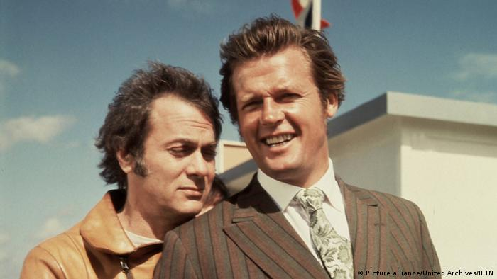 Roger Moore Film Die Zwei (Picture alliance/United Archives/IFTN)