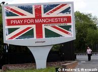 Правоохоронці шукають імовірних спільників терориста, який вчинив вибух у Манчестері