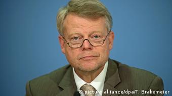 Deutschland Hartmut Scheffler