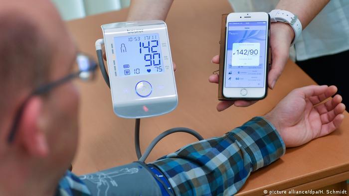 Deutschland medizinische Versorgung im Zeitalter der Digitalisierung