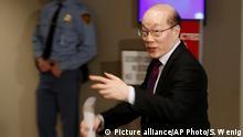 Chinas Botschafter bei den UN, Liu Jieyi, hält Drohungen für ineffizient