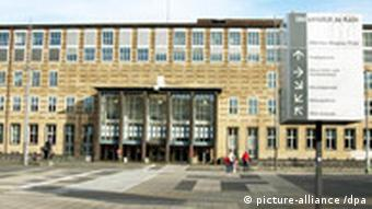 Die Universität zu Köln (Foto: dpa)