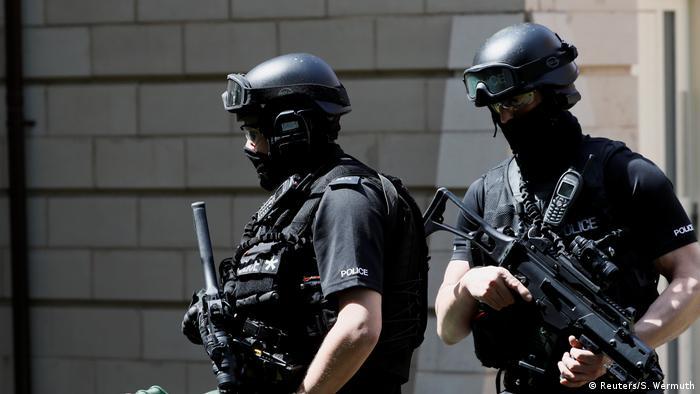 UK | England erhöht Terrorwarnstufe