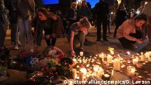 UK | Trauerbekundungen nach dem Anschlag in Manchester