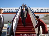 Зіґмар Ґабріель прибув до Китаю