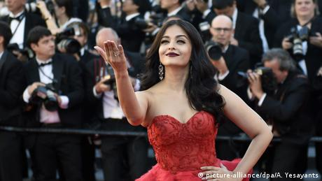 Frankreich Cannes Filmfestival Aishwarya Rai Bachchan (picture-alliance/dpa/A. Yesayants)