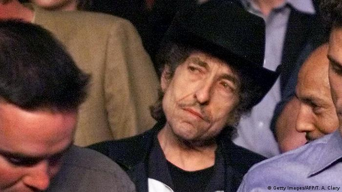 Singer Bob Dylan (Getty Images/AFP/T. A. Clary)