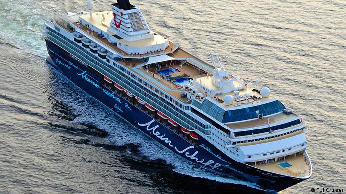 TUI Kreuzfahrtschiff MS 1 (TUI Cruises)