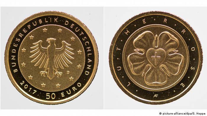 Монета в 50 евро