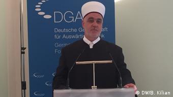 Deutsche Gesellschaft für Auswärtige Politik | Interreligiöser Dialog, Husein Kavazović