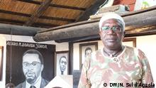 Angola Francisco Rasgado, ehemaliger Dissident und Journalist