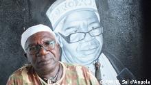 Francisco Rasgado erinnert 27. Mai 1977 in Angola Francisco Rasgado, ehemaliger Dissident und Journalist Wer hat das Bild gemacht/Fotograf?: Nelson Sul d´Angola (Korrespondent) Wann wurde das Bild gemacht?: 24.05.2017 Wo wurde das Bild aufgenommen?: Luanda, Angola