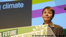 European Greens Caroline Lucas (European Greens/R. Pareggiani)