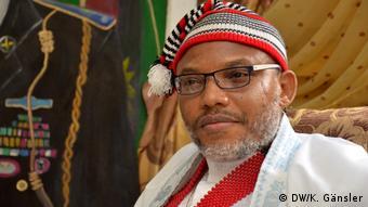 Nigeria Biafra | Nnamdi Kanu