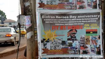 Nigeria Biafra   Poster