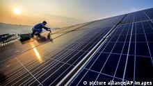 China Solarindustrie