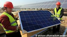 Solarindustrie in China