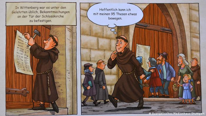 Ablasshandel Luther