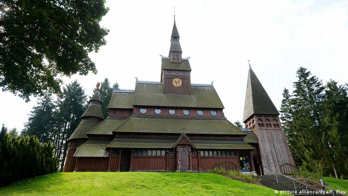 Stabkirche de Goslar