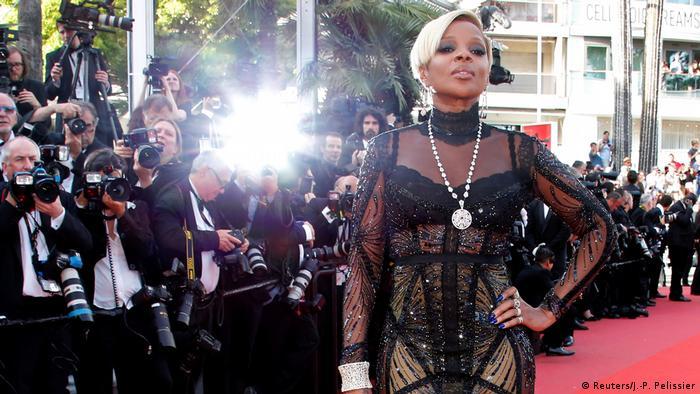 Frankreich Cannes 2017 | Mary J. Blige (Reuters/J.-P. Pelissier)