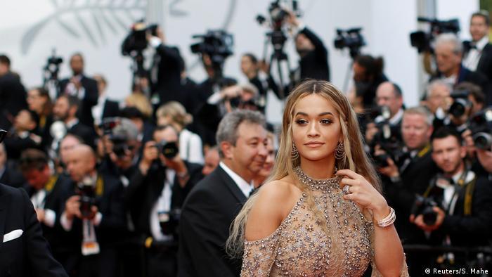 Frankreich Cannes 2017 | Rita Ora (Reuters/S. Mahe)