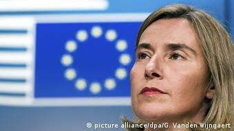 Belgien Federica Mogherini