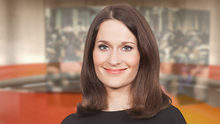 DW Fokus Europa Moderatorin Barbara Kühn (Teaser)