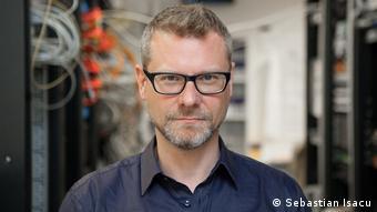 Christian Stöcker, Hochschule für angewandte Wissenschaften Hamburg