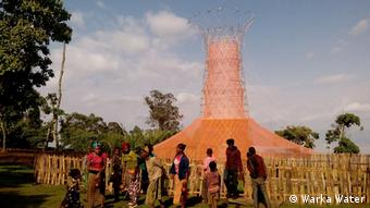 Äthiopien Warka Water Projekt