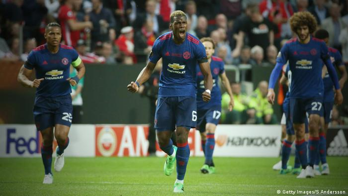 UEFA Europa League Manchester United gegen Ajax Amsterdam (Getty Images/S.Andersson)