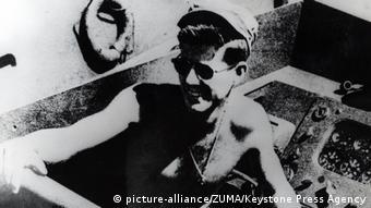 Panama John F. Kennedy in Panama-Stadt (picture-alliance/ZUMA/Keystone Press Agency)