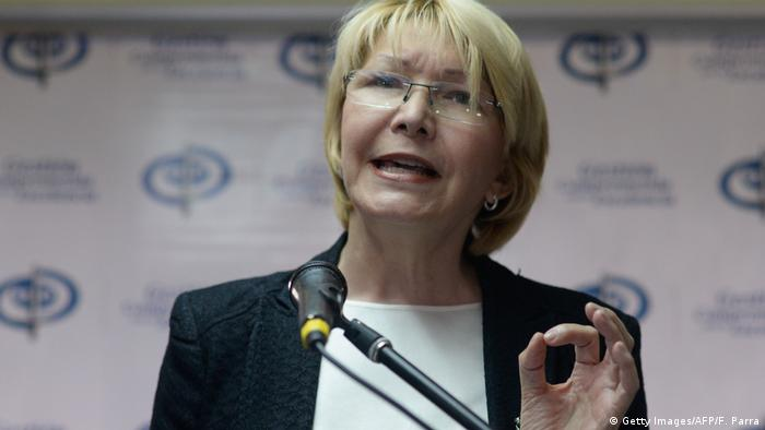 Venezuela Luisa Ortega (Getty Images/AFP/F. Parra)